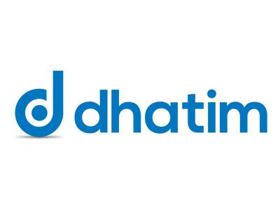 Dhatim Logo branding logo