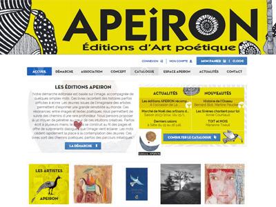 Apeiron book ecommerce edition