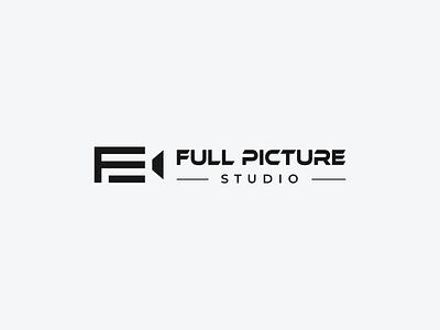 F letter Film production logo design minimal 2d logo ui 3d graphic design modern logo minimalist logo identity branding design branding brand identity brand design brand logotype logo logos logomark logodesign logo designer logo design