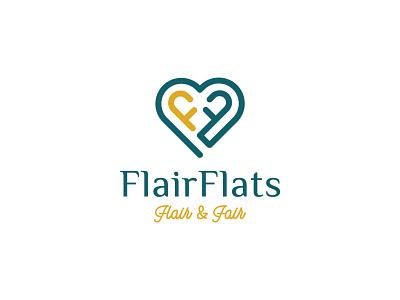F F + Hearts Logo design logodesign new logo popular branding design modern logo brand identity minimalist logo logo design minimal design typography branding graphic design logo