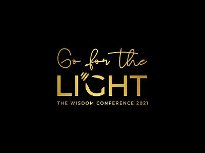 Light Logo Design vector ui illustration logo design minimal design typography branding graphic design logo