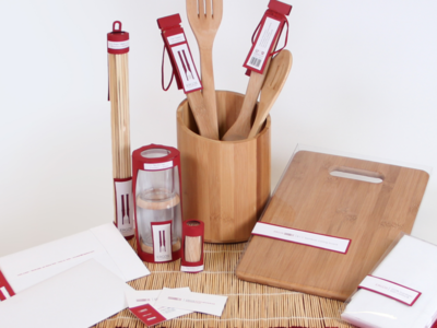 Ergos Kitchenware: Ergonomic + Style