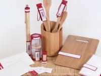 Ergos Kitchenware: Ergonomic + Style
