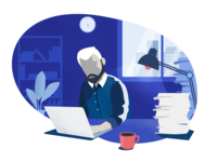 Fund director illustration