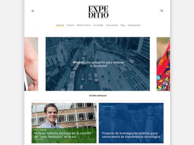 Expeditio | Digital Magazine