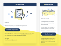 Quesbook Emails
