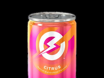 Plaer Energy Drinks brand identity can drinks energy bolt sports design logo branding