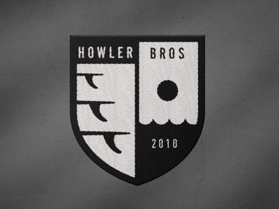 Howler Bros Knight Patch