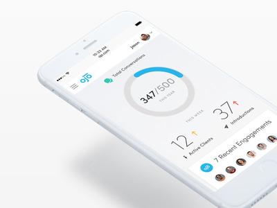 OJO Real Estate Dashboard App