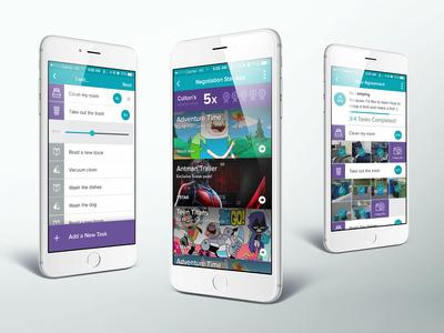 Kidpact App
