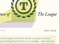 The League's Blog