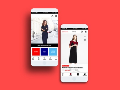 Uniqlo Self Checkout Mobile App