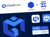 CloudButler - Logo
