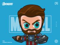 The Avengers-Captain America-illustrations