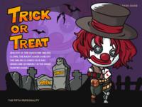 Happy Halloween-illustration design