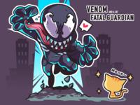venom-illustrations