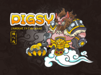 Pigsy-Journey to the West-illustration