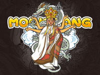 Monk Tang-illustrations