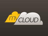 My Cloud Logo - Rebound 1