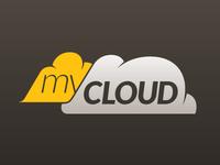 My Cloud Logo - Rebound 2