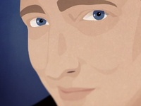 Vector Self Portrait Sutro