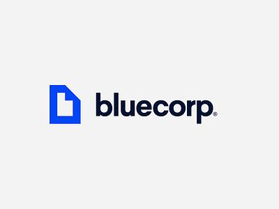 Bluecorp Logo