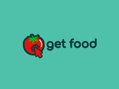 Get Food Logo Sample02