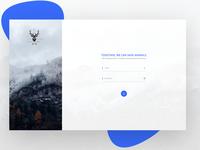 Simple Login Page concept