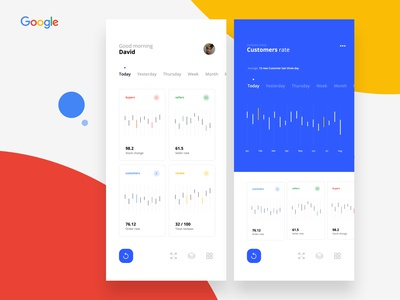 Google analytics Concept