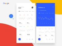 Google analytics Concept