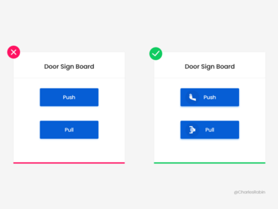 Do's and Don'ts of UI Design