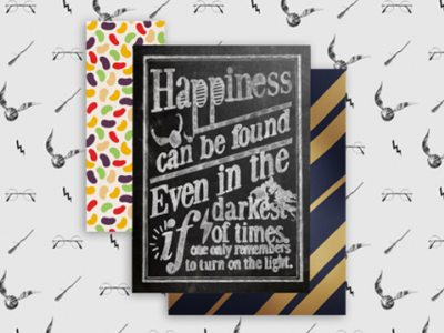 Harry Potter Lettering photoshop adobe typography type magic hogwards dumbledore quote harry potter drawing lettering hand lettering