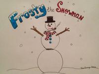 Frosty Doodle