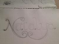 Natalya Sketch 02