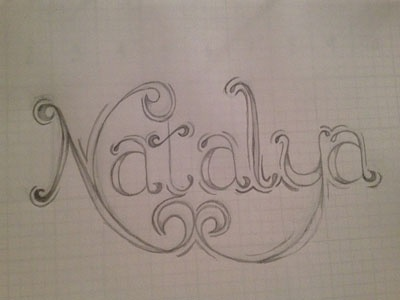 Natalya sketch 03
