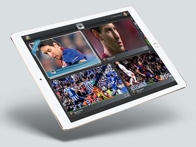Ui Sports App