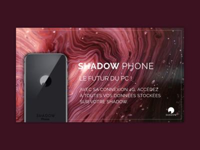 Shadow phone