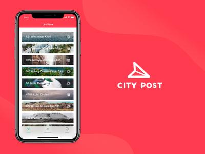 City post #2