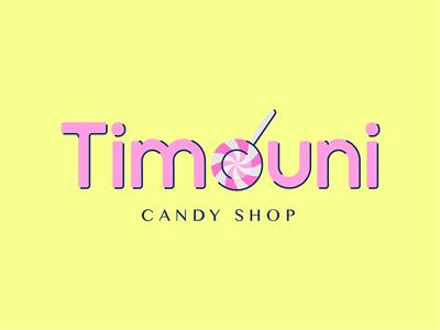🍬🍭 Timouni logo 🍭🍬