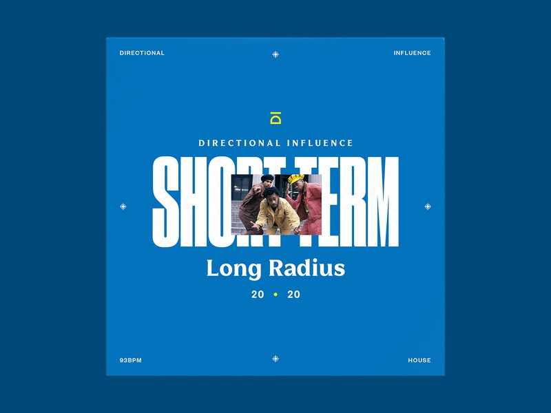 Short Term (Long Radius) music album cover music artwork cover artwork
