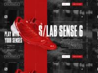 Salomon Product Page