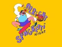 Spaghetti Night