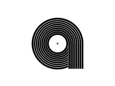 Logo / DJ Lex alex typography levin production music dj branding logo design