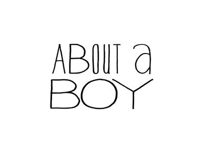 Logo / About A Boy