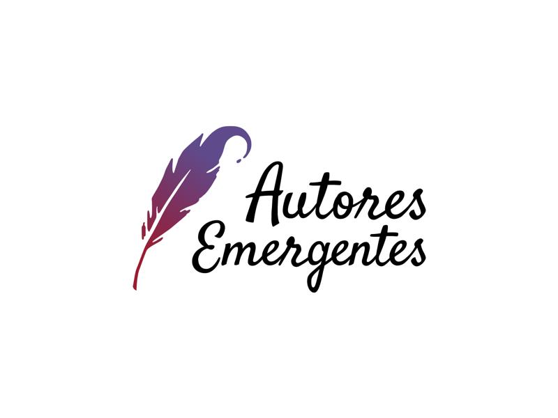Logo new authors graphic  design authors branding logo design logo