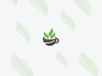 Organic Coffee Logo Design