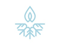 Snow Candles logo