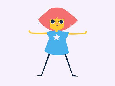 Star Stretch stickerdesign sticker sticker design character drawing cute character design digital adobe illustration