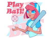 BBxBFF, Play Ball! (Eri)