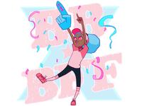 BBxBFF, Cheer